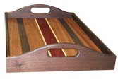 Custom Woodworks Serving Tray
